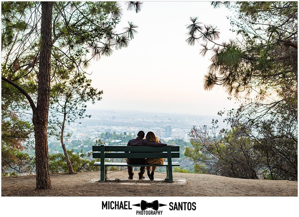 Griffith-Observatory-Engagement-Photography-Chris-And-Alyssa-0007