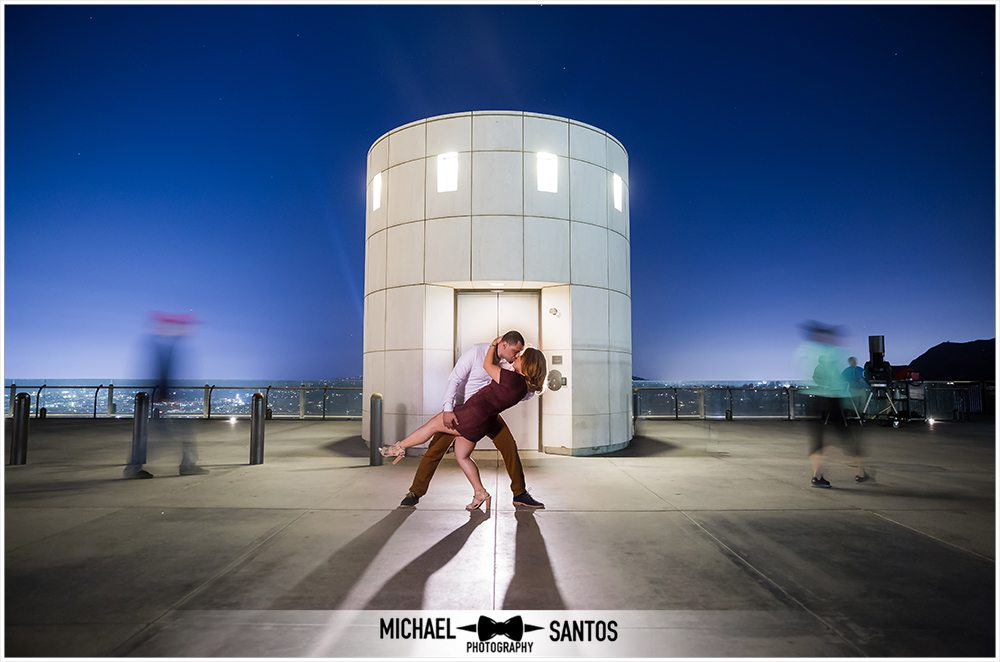 Griffith-Observatory-Engagement-Photography-Chris-And-Alyssa-0011